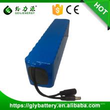 Bateria recarregável do íon de Lítio 18650 12v 34Ah Li para a luz da paridade do diodo emissor de luz