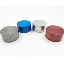Top Metal Herb Курительные шлифовальные машины Табачные принадлежности для дробилки (ES-GD-002)