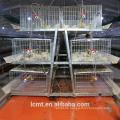 Hochfestes komplettes Set des Hühnerstallkäfigs für Kundenbezogenheit