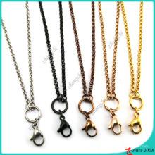 Модная нержавеющая сталь Rolo Chain для плавающей обоймы (FN16041801)