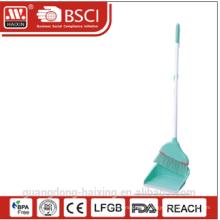 Haixing household plastic dustpan and broom