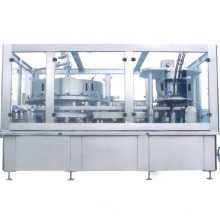 Автоматическая машина для розлива и закатки пивных газированных напитков