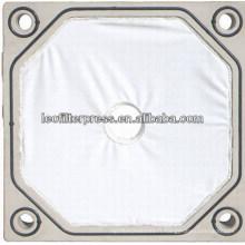 Tissu de presse de filtre de membrane de chambre de filtre de Leo