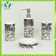 Dolomite Ceramic Cylinder Bathroom Tooth Mug