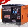 Générateur diesel silencieux portatif 5kw