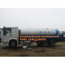 SInotruk Howo7 LHD Construction Water Trucks