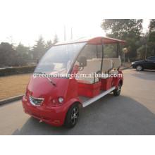 4 Sitze hochwertige Golfwagen Shuttle-Bus Auto