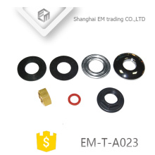 EM-T-A023 Bathroom fittings water drainage parts bathroom sink plugs washer