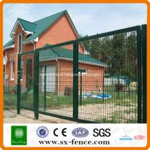 Portão duplo revestido de PVC portão duplo (anping marca shunxing)