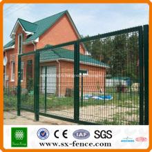 Покрынная PVC малые ворота двойные ворота(бренд шуньсин аньпин)