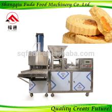 Machine à fabriquer des petits gâteaux à grande efficacité à grande capacité