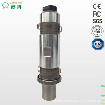 Transducteur et convertisseur à ultrasons de 5000 kHz à 20 kHz