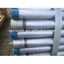 Tubos de aço galvanizado a quente (tubos)