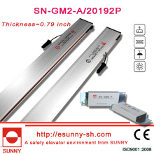 Cortina de luz de ascensor infrarrojo dos en uno (SN-GM2-A / 20 192P)