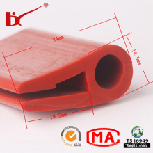 Customized and High-Temperature Silicone Rubber Strip