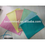 anti-leakage, high water absorption,diversified in color,medical disposable dental pad