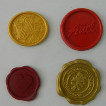 seal wax stickers