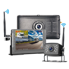 rear view digital wireless car reverse camera