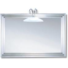 Espejo de baño de plata decorativa de alta calidad (JNA110)