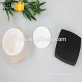 Frasco acrílico quadrado cosmético de 5g 15g 30g 50g para o creme