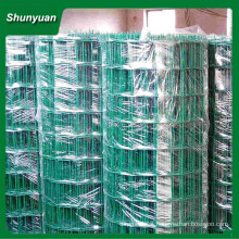 China Manufacturer 0.71mm wire 1/4 Inch Galvanized Welded Wire Mesh