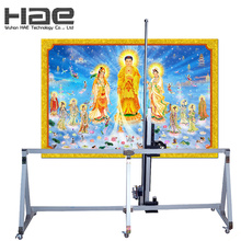 DIY Wall Printer Wall Poster Printing Machine