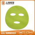 Горячий продавать корейский лицевая маска базовая ткань купра/ шелковая маска для лица лист