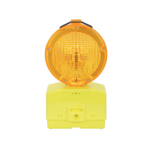 rotary traffic warning light