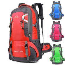 Travel Waterproof Backpack Outdoors Hiking Camping Pack Gym Mountaineering Bag