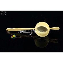 Filtro de chá de bambu feito à mão