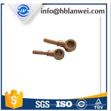Encaixe de tubulação de encaixes de alta pressão Encaixe hidráulico