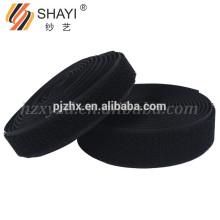 Профессиональная промышленная клейкая мода Черная магическая лента