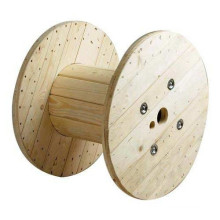 Nailed Pine Wire Cable Reel Spool
