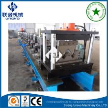 Siyang unovo rodar dos ondas express guardrail formando la máquina