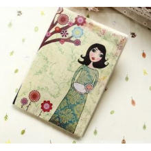 Glue Creative Notebook, Fresh Cartoon Soft Codex Stationery A5 Notebook