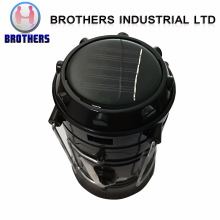 G85 Portable Rechargeable LED Sunlight Camping Solar Lantern with USB