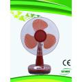 Ventilador colorido del escritorio de la fan de tabla de 16 pulgadas 110V (SB-T-AC40O)