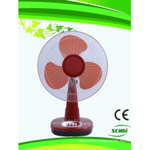 16 Inches 110V Colorful Table Fan Desk Fan (SB-T-AC40O)