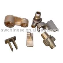 C10100 C10200 C10200 Customized Bronze Forging Parts