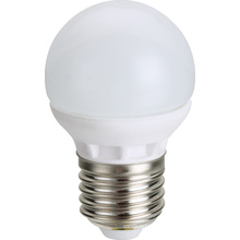 Cerámica de LED bombilla G45 2835SMD 5W 470lm AC100 ~ 265V