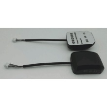 125mm Negro GMOUSE Antena externa con 4pin