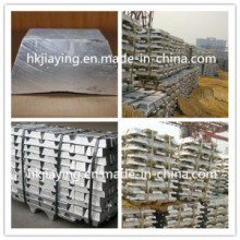 Hight Quality Tin Ingot 99.99% with Factory Lowst Price