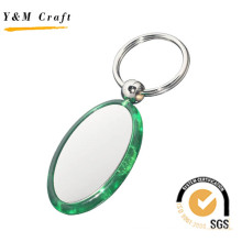 Hot Sale Plastic Keychain with High Quality (Y03835)