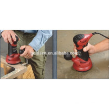"350w 2.8A 115mm 4-1 / 2 ""Power Handheld Détection de peinture électrique Portable Electric Steel Polisher"