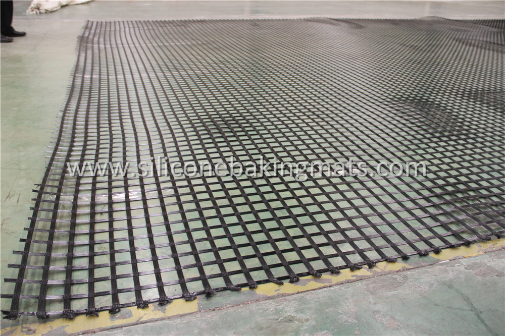 Polyester Geogrid Reinforcement