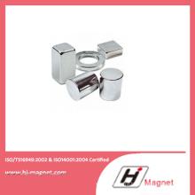 ISO/Ts16949 сертифицированный постоянного неодимовый магнит с высокой мощности