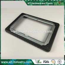 Shenzhen professional paltic shell/photo fram moulding part plastic cover mould/mold maker