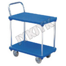 ABS Trolley with Two Flat Plates