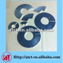 fan shaped magnets/rare earth magnet/permanent magnets