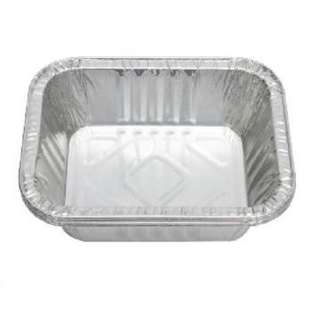 FDA Restaurant Fast Food Einweg Aluminiumfolie Geschirr